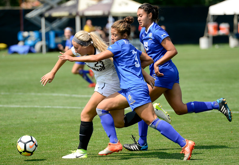 CU Women Soccer