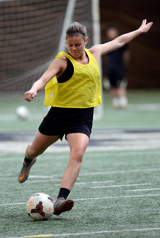 CU soccer