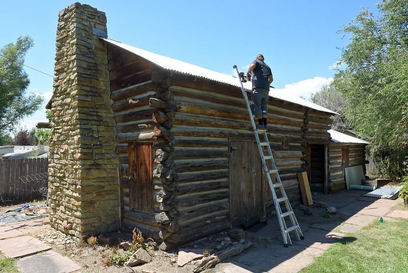 OLD MILL PARK CABIN