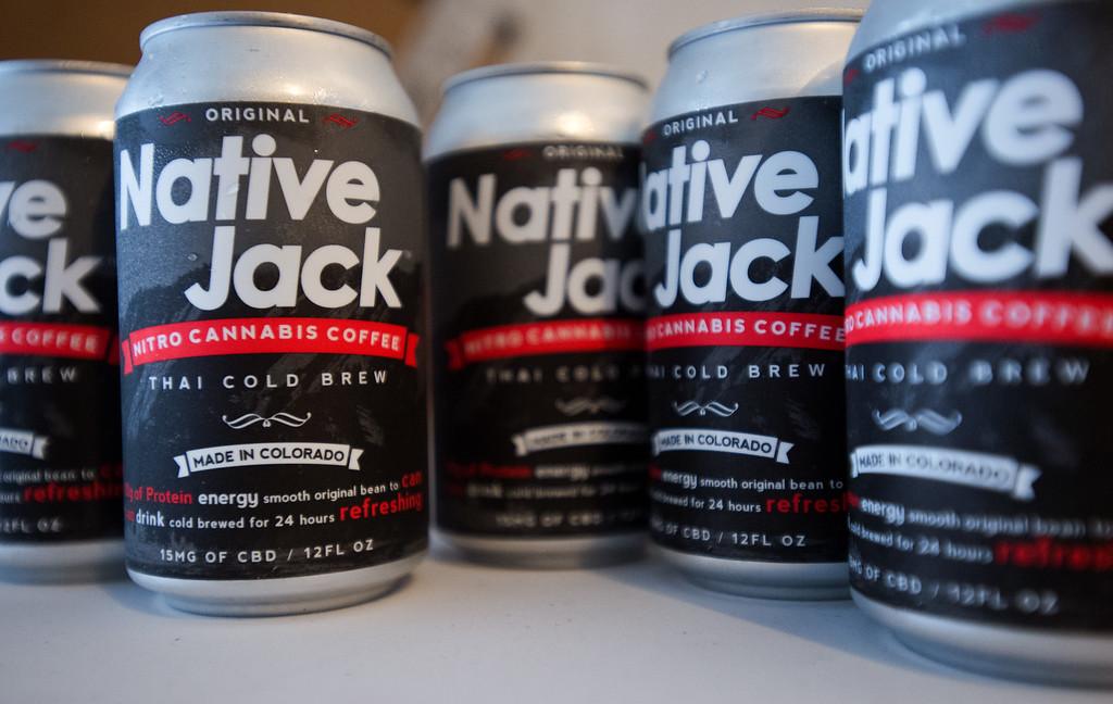Native Jack Cannabis Coffee