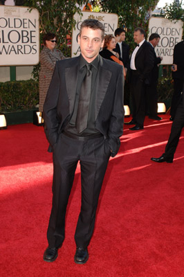 63rd Annual Golden Globe Awards.<br /> January 16, 2006: 63rd Annual Golden Globe Awards 2006 in Beverly Hills, CA.