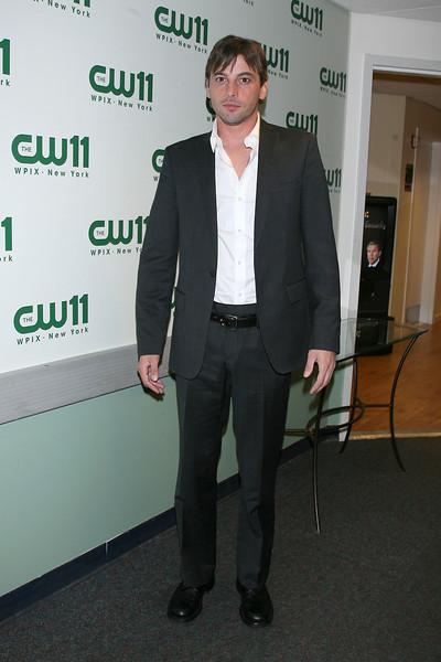 HQ - CW11 Morning Show.<br /> November 6, 2006. New York.