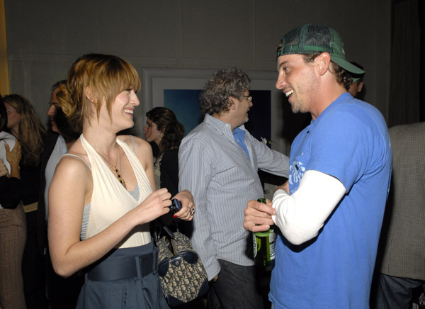 The Gersh Agency Celebrates 2006 Television Upfronts.<br /> May 16, 2006: Thom Bar in New York, New York.