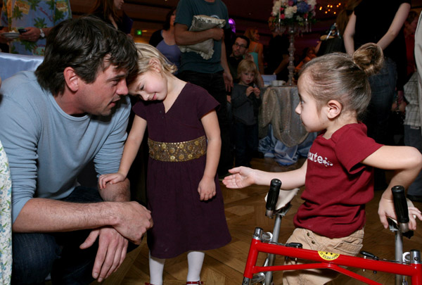 """""""Cinderella III: A Twist in Time""""<br /> February 4, 2007: """"Cinderella III: A Twist in Time"""" DVD Release Benefiting St. Jude Children's Research Hospital held at Bel Age Hotel in West Hollywood, CA."""