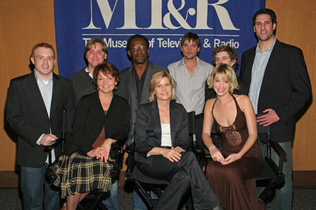 Paley Television Festival Press Conference.<br /> March 13, 2007: The 24th Annual William S. Paley Television Festival; <br /> West Hollywood, CA.