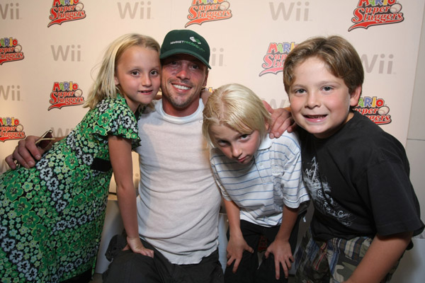 Cole and Dylan Sprouse's 16th Birthday Party <br /> August 9, 2008: Hosted By Nintendo in LA