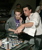 """HQ courtesy of Scrabble! Credit: Williamson/WireImage<br /> June 12, 2008: The Goldstein Estate in Beverly Hills,CA<br /> St. Jude's """"Scrabble Under the Stars"""""""
