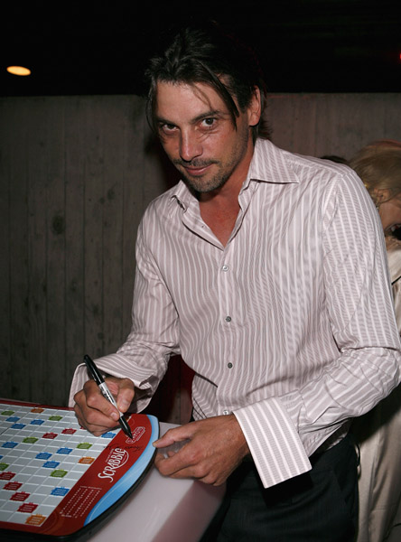 "Credit: Williamson/Wireimage<br /> June 12, 2008: The Goldstein Estate in Beverly Hills,CA<br /> St. Jude's ""Scrabble Under the Stars"""