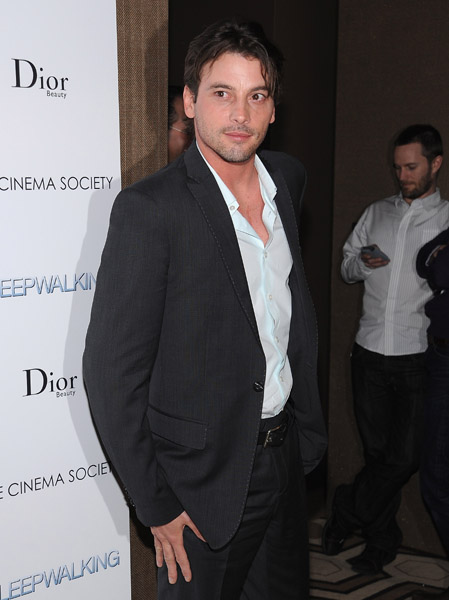 "The Cinema Society and Dior Beauty Host a Screening of ""Sleepwalking""<br /> March 11, 2008: Tribeca Grand Screening Room in New York City."