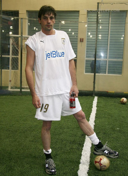 April 11, 2009: Hollywood United Football Club's first annual Setanta Cup at the Field House at Chelsea Piers, New York City, New York.
