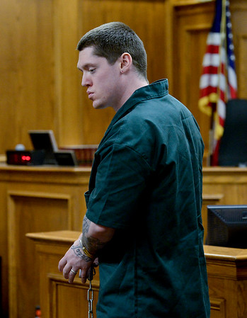 Photos: Christopher Gebers Sentenced to Life Without Parole