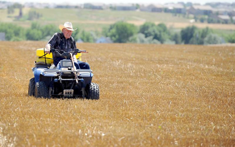 Chuck Waneka Lafayette Farmer