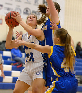 Photos: Clear Creek at Lyons girls basketball