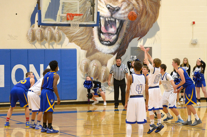 LYONS BOYS BASKETBALL