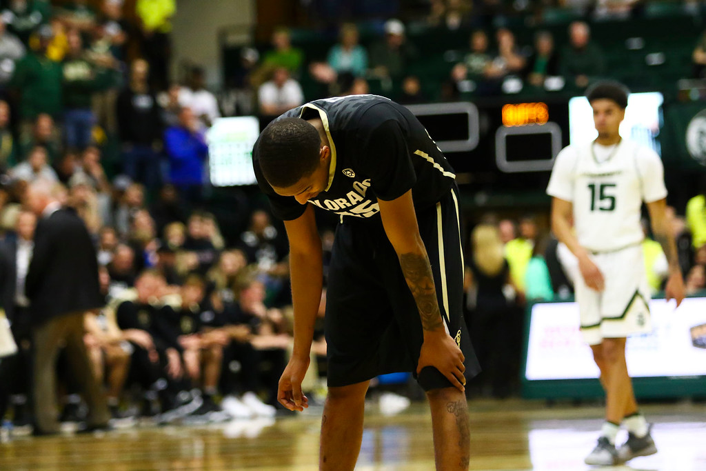 . Colorado State basketball hosts rival Colorado on Saturday at Moby Arena in Fort Collins.