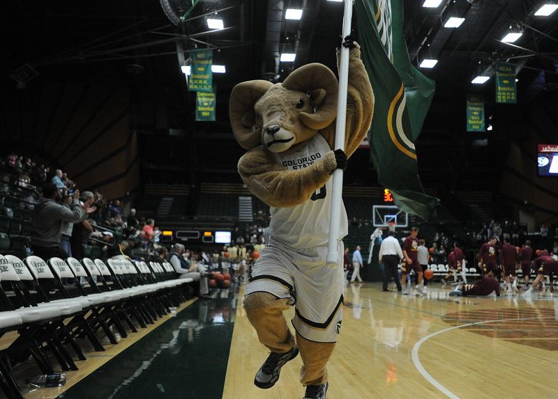 The Colorado State men's basketball team hosts Colorado Mesa in an exhibition game Friday night at Moby Arena in Fort Collins.