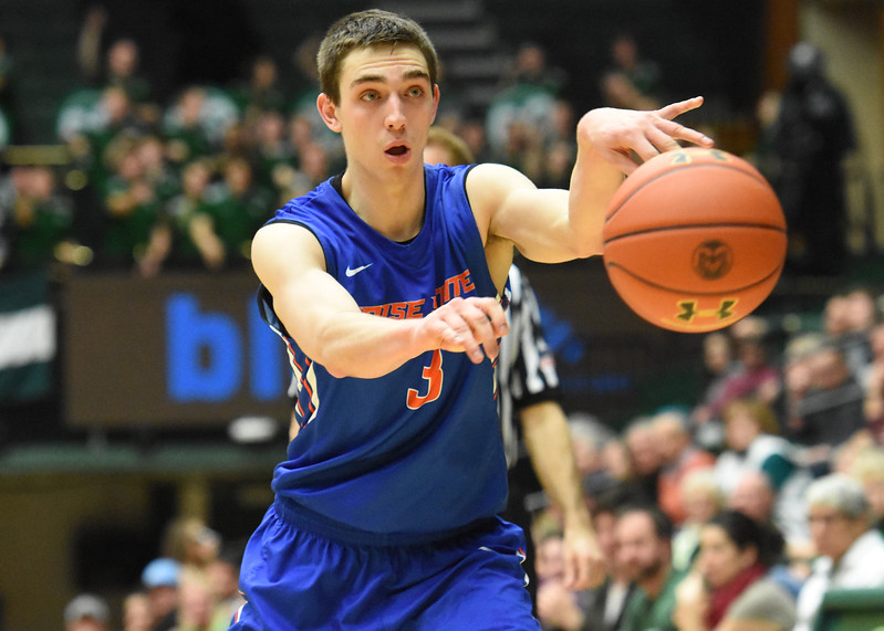 Boise State's Justinian Jessup