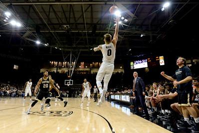 Photos: Colorado Vs. Wofford Basketball 11/27/16