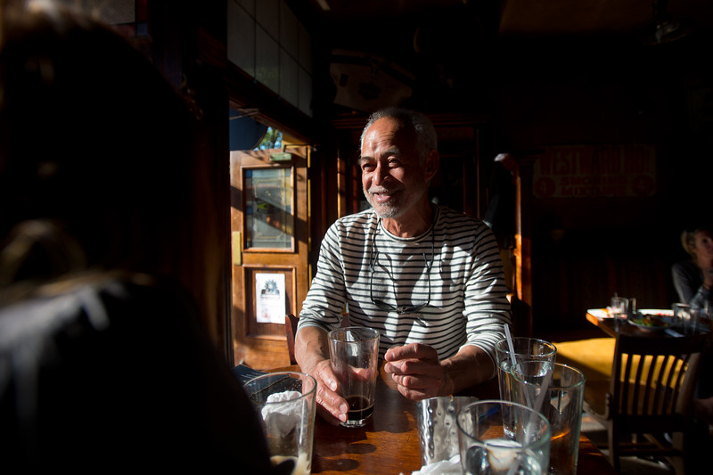 "Lance Walker shares a beer with Sally McBeth at Conor O'Neill's Irish Pub in Boulder on Sunday. The pub announced they're closing next Sunday, after 17 years in business. <br /> More photos:  <a href=""http://www.dailycamera.com"">http://www.dailycamera.com</a><br /> (Autumn Parry/Staff Photographer)<br /> September 25, 2016"