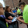 "Karen Konicek gets a wrist band for VIP members prior to the Dead & Company concert at the University of Colorado's Folsom Field in Boulder on Saturday.<br /> More photos:  <a href=""http://www.dailycamera.com"">http://www.dailycamera.com</a><br /> (Autumn Parry/Staff Photographer)<br /> July 2, 2016"