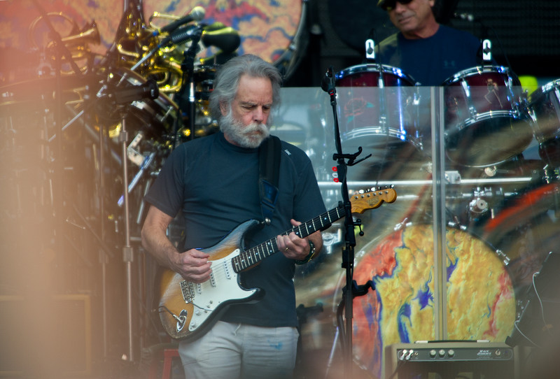 """Bob Weir, with Dead & Company, performs at the University of Colorado's Folsom Field in Boulder on Saturday.<br /> More photos:  <a href=""""http://www.dailycamera.com"""">http://www.dailycamera.com</a><br /> (Autumn Parry/Staff Photographer)<br /> July 2, 2016"""