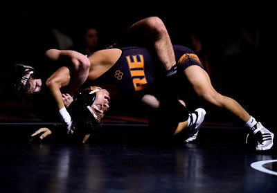 Photos: Erie Vs. Mead Wrestling 1/19/17