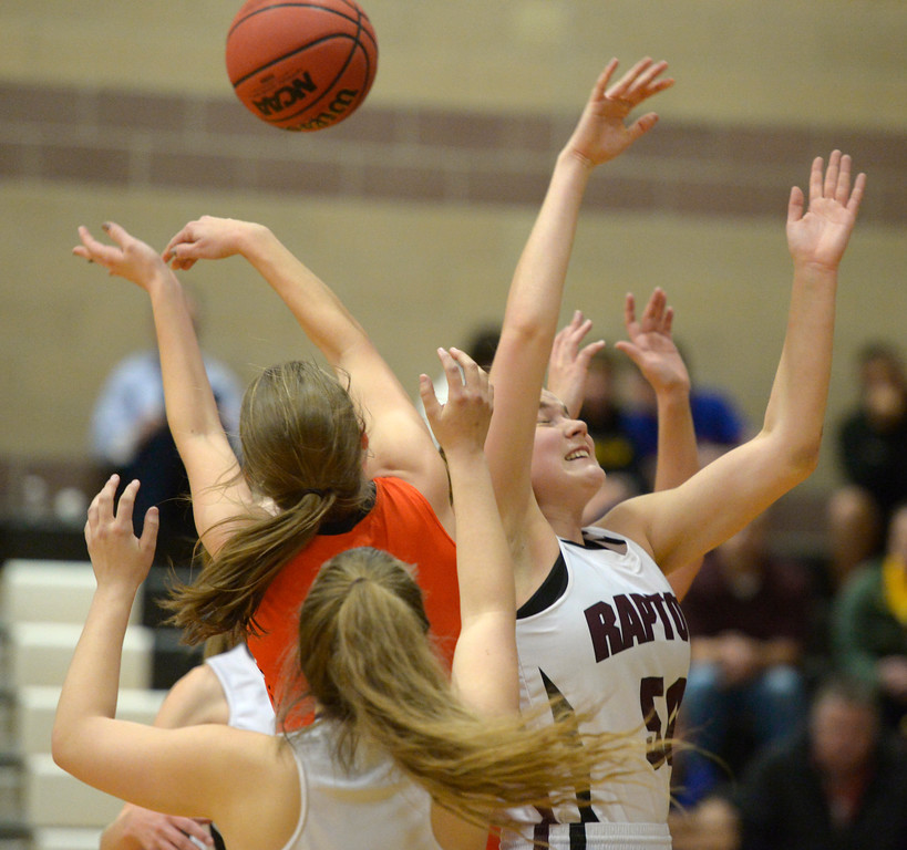 ERIE AT SILVER CREEK GIRLS BASKETBALL
