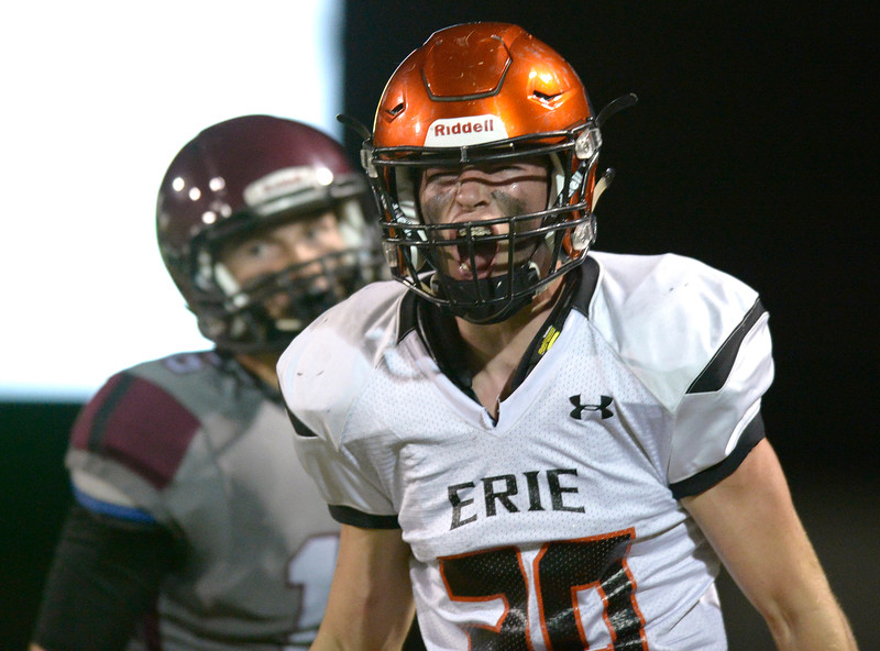 ERIE AT SILVER CREEK FOOTBALL