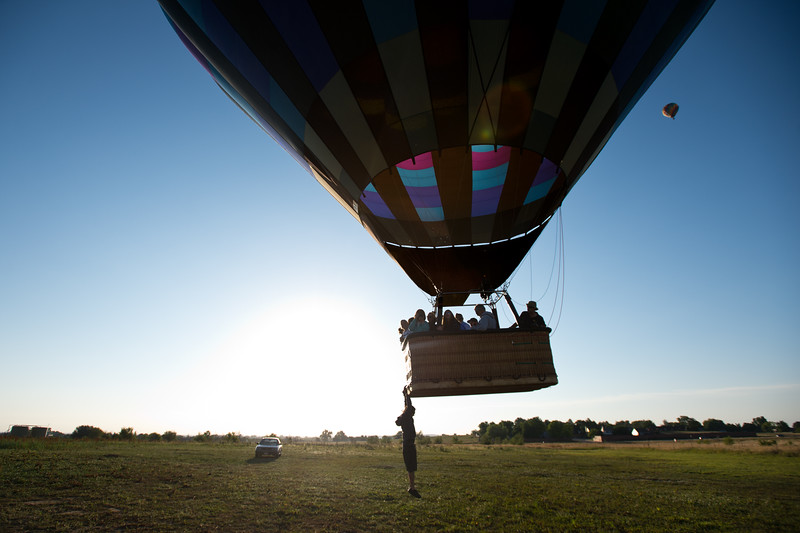 "Fair Winds Hot Air Balloon Flights launch hot air balloons from Lafayette on Friday.<br /> More photos:  <a href=""http://www.dailycamera.com"">http://www.dailycamera.com</a><br /> (Autumn Parry/Staff Photographer)<br /> July 8, 2016"