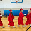 """Graduates head to the commencement ceremony for Fairview High School at 1st Bank Center in Broomfield on Sunday.<br /> More photos:  <a href=""""http://www.dailycamera.com"""">http://www.dailycamera.com</a><br /> Autumn Parry/Staff Photographer<br /> May 22, 2016"""