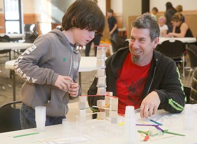 Photos: Family Maker Night at HCOE