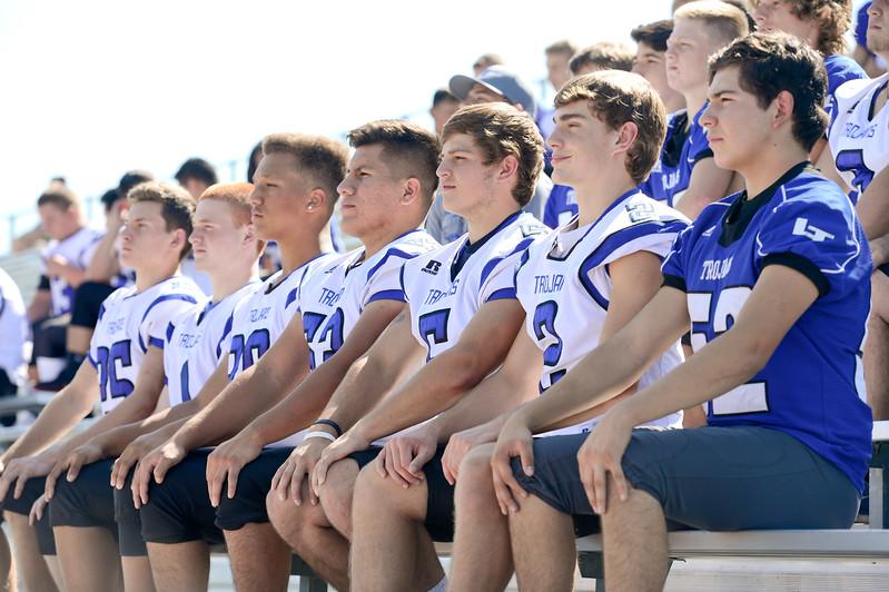 Longmont High School Football