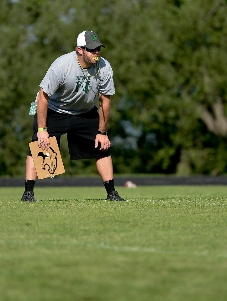 Niwot Football Coach