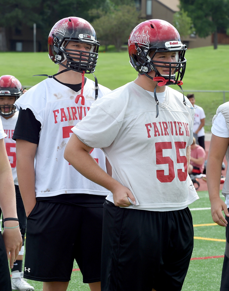 Fairview Football Preview
