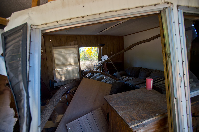 Foothills Mobile Home Park Was Destroyed During The Flood And County Is Buying Out