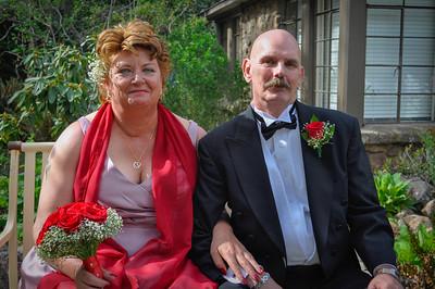 Joette & Ronnie Wedding 031515