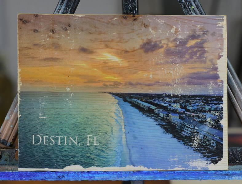 Destin Sunset - 2