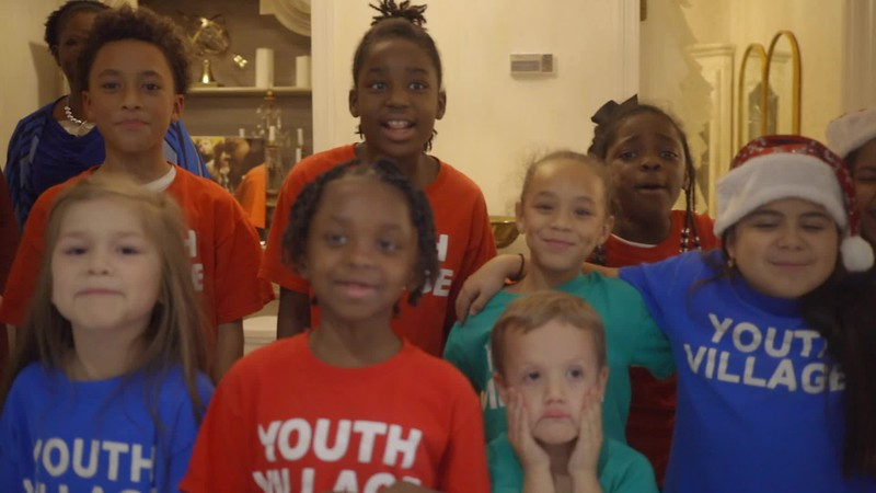 Youth Village Chrismas Event