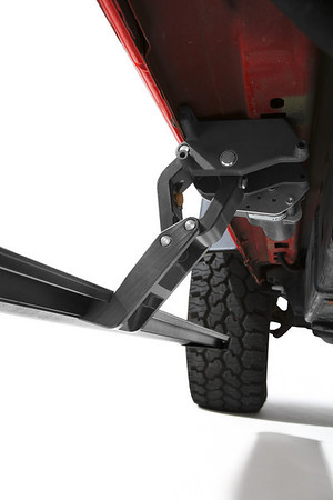 AMP Research Power Step Running Boards - JK