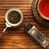 Tea breakfast scene