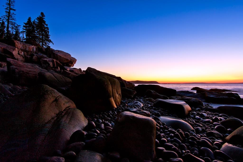 Boulder Beach Sunrise