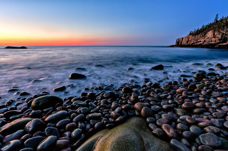 Boulder Beach Dawn