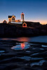Christmas Dawn Nubble Lighthouse 2016