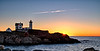 Christmas Sunrise Nubble Lighthouse 2016