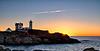 Christmas Sunrise Nubble Lighthouse 2016