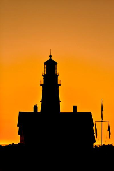 Portland Headlight