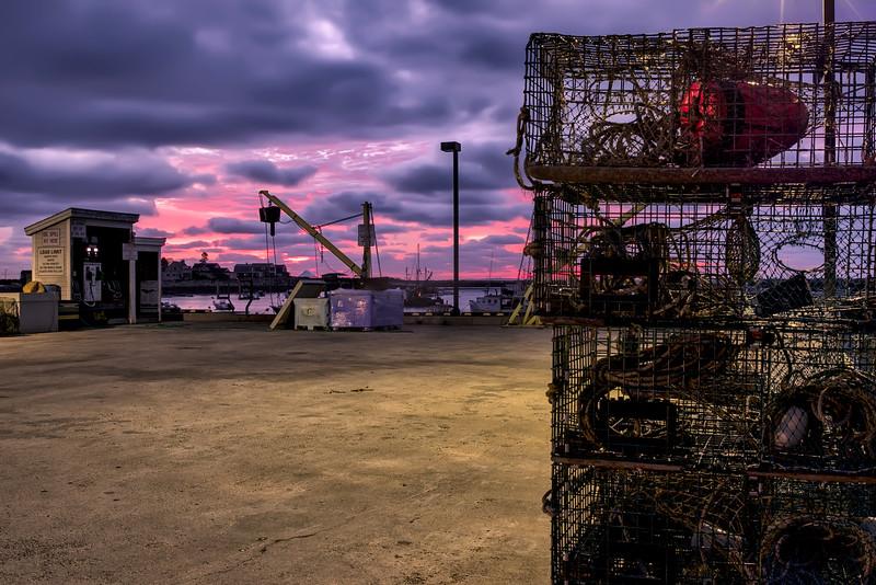 Rye Harbor Pier