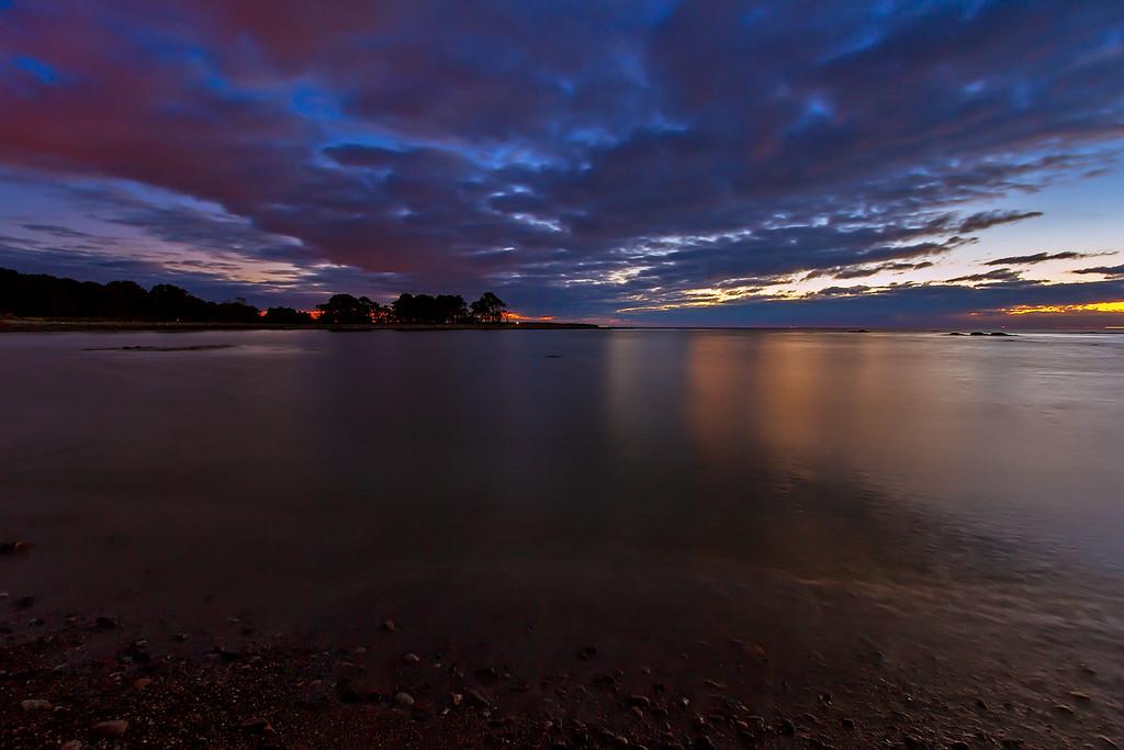 Rye Beach Dawn