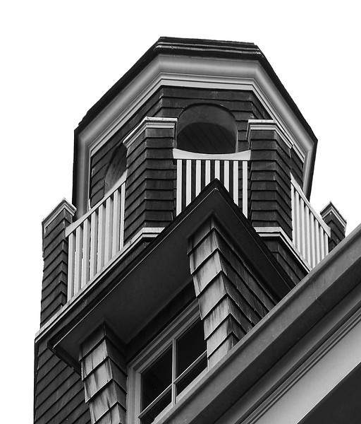 Weathered<br /> Cupola at The Towers <br /> Narragansett, RI