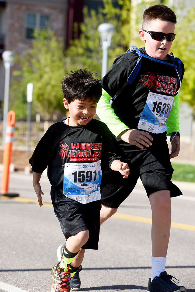 8th Annual Frank Shorter RACE4Kids' Health 5K & Expo